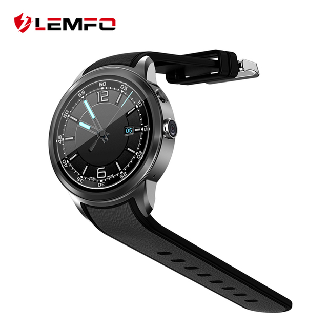 LEMFO X200 Android 5.1 Smart Watch Phone MTK6580 512 МБ + 8 ГБ 3 Г Wi-Fi Smartwatch