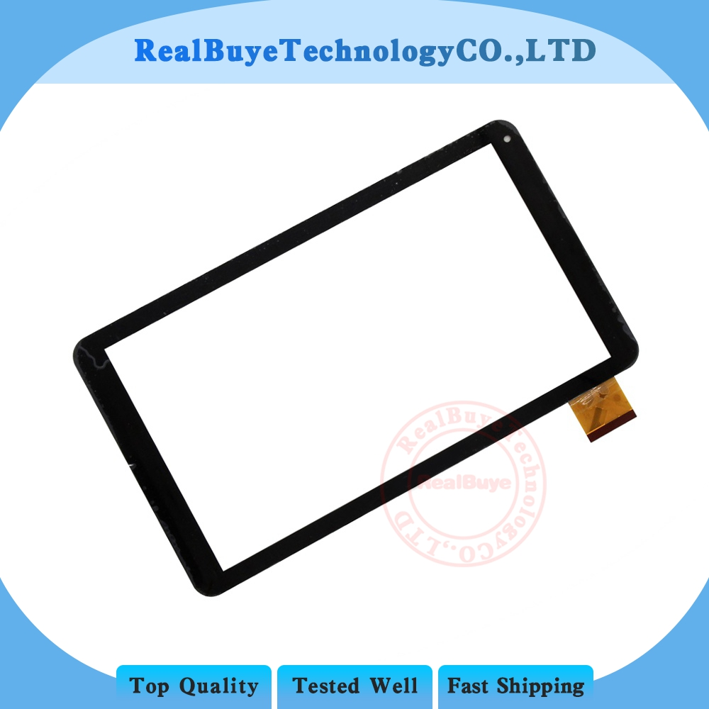 A+ Tested 10.1 Inch For WOXTER QX 105 QX105 Tablet Touch Capacitance Screen Outside UK101016G-01_Fpc V0.1 ZHC-0364B ZHC-0364B