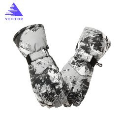 Vector waterproof ski gloves men women warm skiing snowboard gloves snowmobile motorcycle riding winter outdoor snow.jpg 250x250