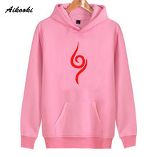 2018 Aikooki Naruto Hoodies Women/Men Fashion Cotton Harajuku High Quality Naruto Women's Hoodies and Sweatshirt Warm Clothes(China)