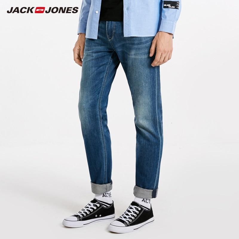 Jack Jones Men's Spring & Summer Cotton Casual   Jeans   J|218332596