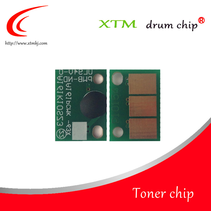 120K 95K Compatible TN324K TN324 TN 324 toner cartridge reset chip for Konica Minolta Bizhub C258
