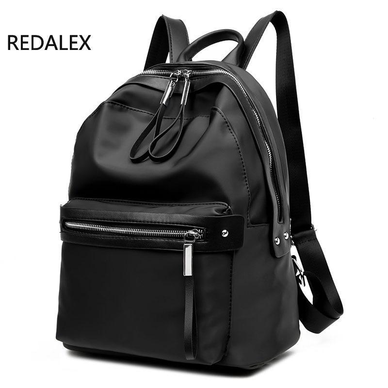 REDALEX 2017 New Backpacks For Teenage Girls Waterproof Oxford Backpack Women School Bags Travel Bag Rucksack