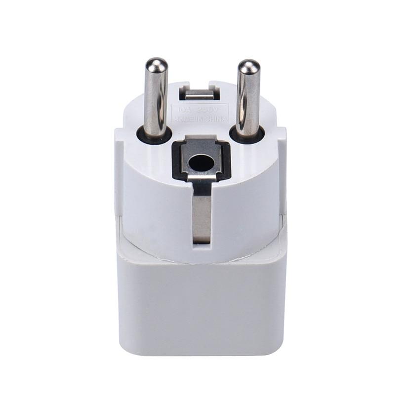 High Quality EU/AU To US Travel Converter AC Power Plug Power Charger Adapter BINMER Futural Digital