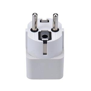 Image 1 - High Quality EU/AU to US Travel Converter AC Power Plug Power Charger Adapter BINMER Futural Digital