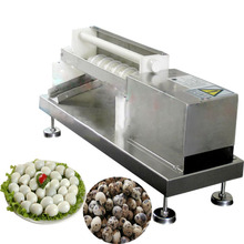 Automatic egg peeling machine Commercial quail egg peeling machine  quail egg sheller недорого