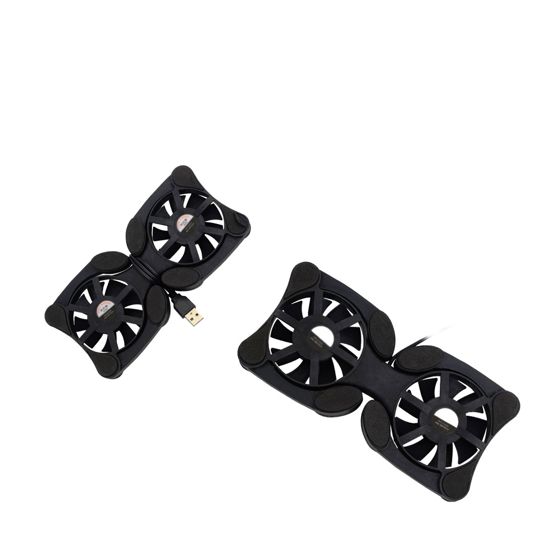 NOYOKERE USB Laptop <font><b>Cooling</b></font> 1pcs USB Port Mini Octopus <font><b>Notebook</b></font> <font><b>Fan</b></font> Cooler <font><b>Cooling</b></font> Pad For 7-15 inch Laptop image