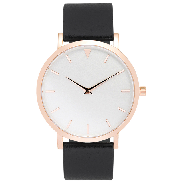 women online designer grey s white sale rose face gold watches leather collections by watch harper
