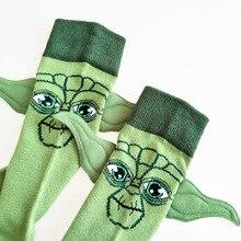Socks Comics Cosplay Yoda Street Funny Party Novelty Star-Wars Master-Master Creative