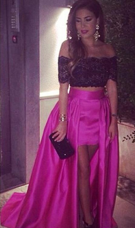 Hermosa Prom Vestidos Cortos Bajo 150 Cresta - Ideas para el ...