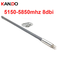5150 5850mhz 5.8G antenna 8dbi gain booster use router antenna Wlan 5G AP antenna transmitting receiving