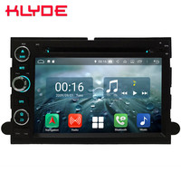 Octa Core 4G Android 8.1 4GB RAM 64GB ROM Car DVD Multimedia Player Radio For Ford Expedition Mustang Freestyle Fusion Mercury