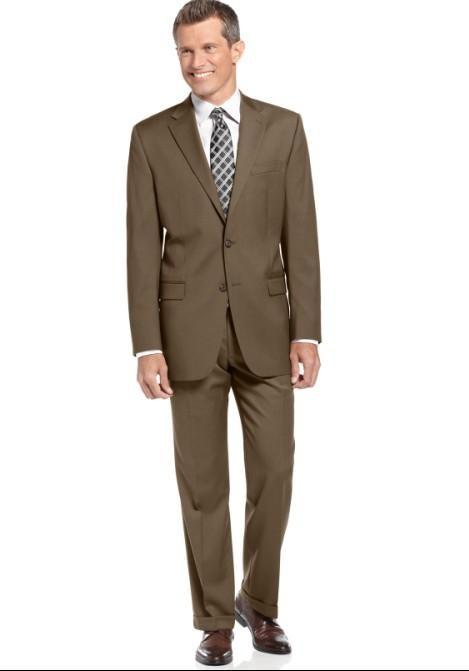 Centrul nou de sosire Vent Groom Tuxedos Nota Lapel Costum barbatesc - Imbracaminte barbati