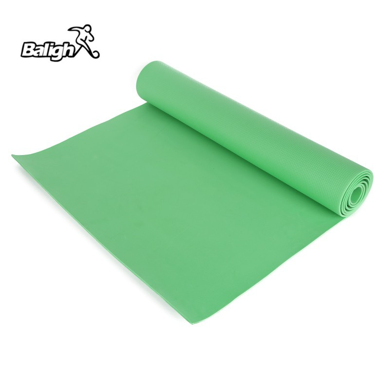 Balight Yoga Mat  4MM Foldable Exercise Yoga Mat Non-slip Thick Pad Fitness Pilates Mat for fitness Lose Weight Sling Carrier 1