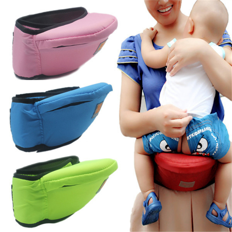 Baby Carrier Waist Stool Walkers Anti-slip Baby Sling Hold Waist Belt Backpack Hipseat Belt Kids Infant Hip Seat Carrier
