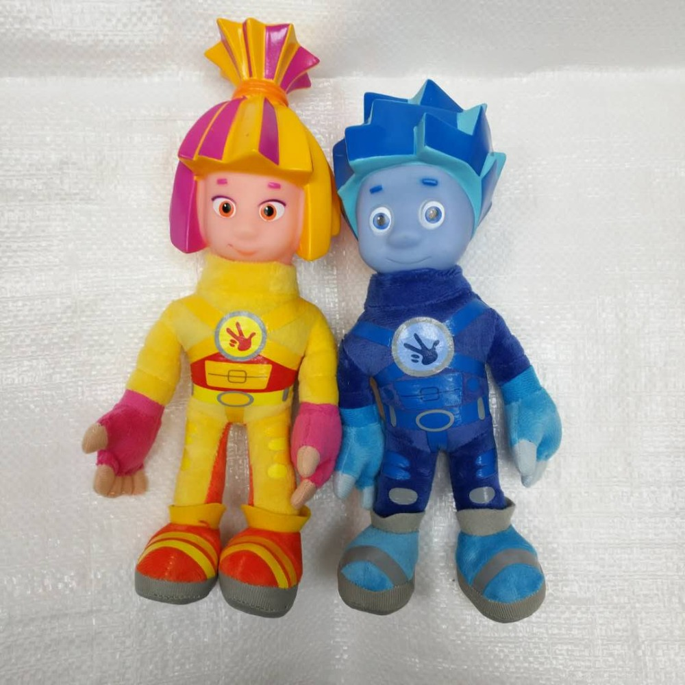 NEW Russian Cartoon for children birthday new year gifts for Girls Plush toys hot simka and nolik shipping from Russia 2018 hot russian cartoon children s toys birthday gifts for girls boys play with friends lol dolls shipping from russia
