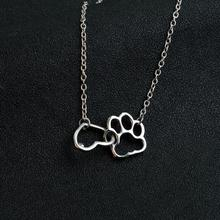 New Arrival Fashion Cute Animal Heart Paw