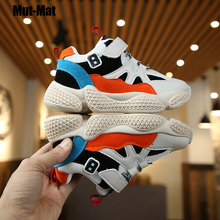 Girls shoes 2019 new children's ins supe
