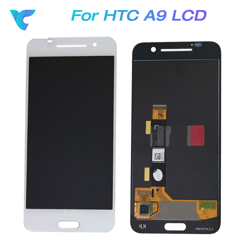 100% Tested AMOLED 5.0 For HTC One A9 LCD Display Touch Screen Digitizer Assembly Replacement For HTC A9W A9T A9D A9U LCD100% Tested AMOLED 5.0 For HTC One A9 LCD Display Touch Screen Digitizer Assembly Replacement For HTC A9W A9T A9D A9U LCD