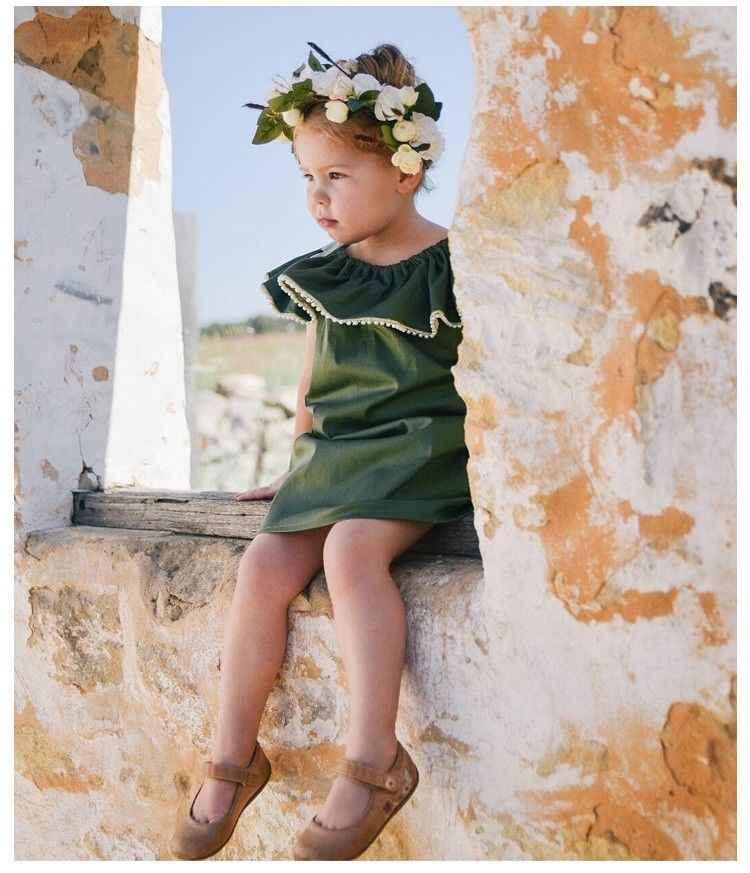 Платье принцессы для новорожденных девочек; летнее короткое платье с короткими рукавами для торжеств и свадебных торжеств; 9 months to 4 years Old для девочек