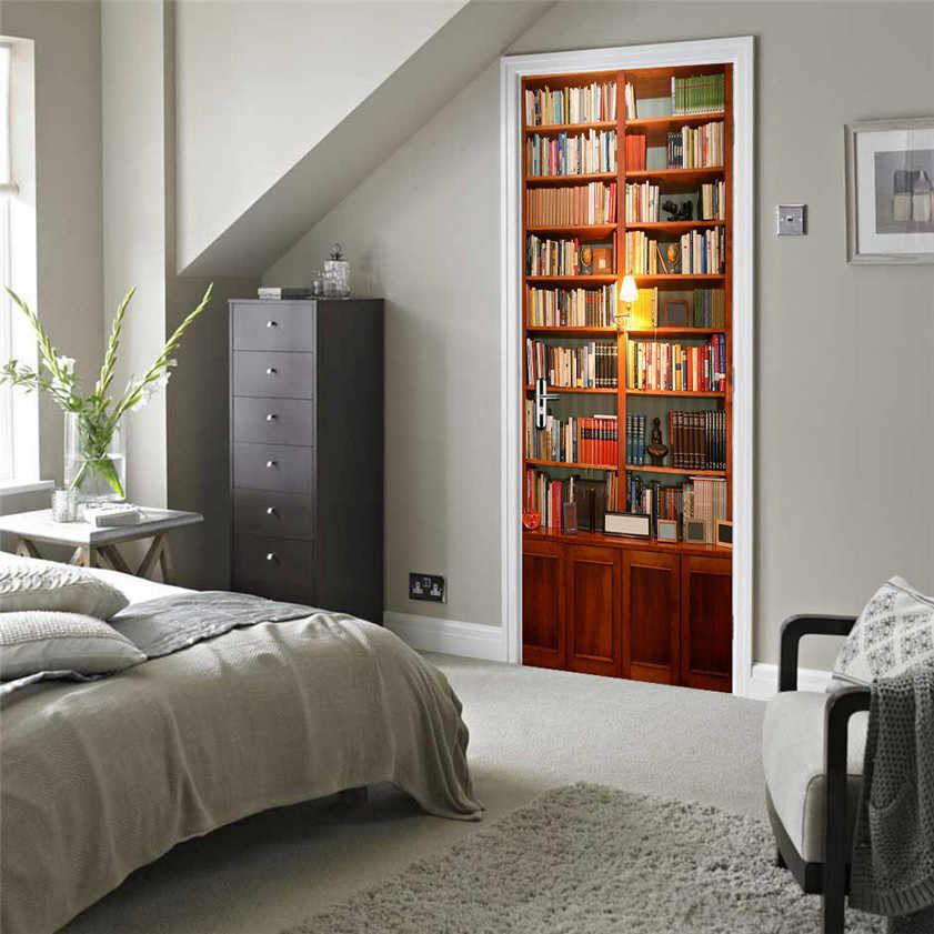 просторах спальня с книжным шкафом фото говоря снять