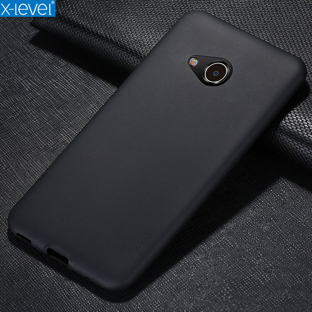 huge selection of 18019 61035 US $7.69 |X Level Soft TPU Material Phone Cases Cover Ultra Slim Full  Protection For HTC U Play Back Cover Case-in Fitted Cases from Cellphones &  ...