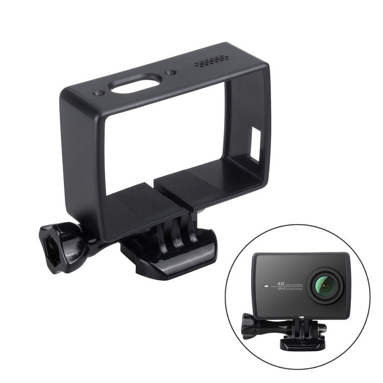 xiaomi yi 4k accessories protective frame stand long
