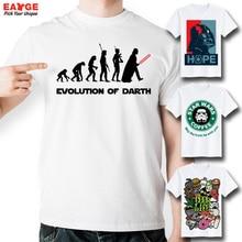 Creative Casual Top Cool Star Wars T Shirt Funny Movie Short Sleeve T-shirt  Fashion Design Tee Printed Men Women Tshirt Unisex