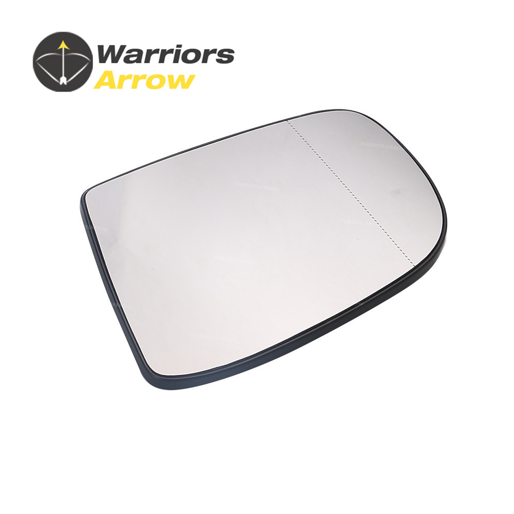 1648100719 For Mercedes W164 W251 ML320 ML350 ML450 ML550 ML63 2006-2008 GL320 GL450 GL550 Left side Mirror Glass Heated(China)