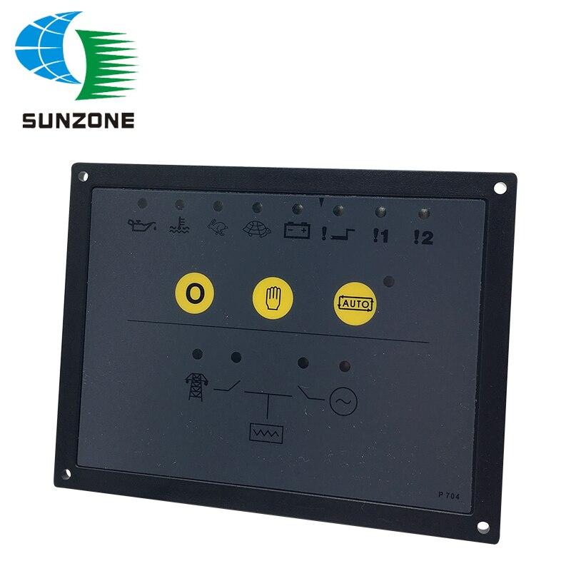 Generator Controller P704 Genset Auto Mains Failure Control Module DSE704