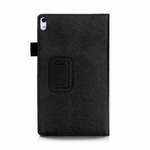 """Image 3 - Kılıf için Lenovo Tab 4 8 artı TB 8704X kılıfları TB 8704F TB 8704N 8 """"kapak Funda Tablet deri el tutucu standı kabuk + Film + kalem"""