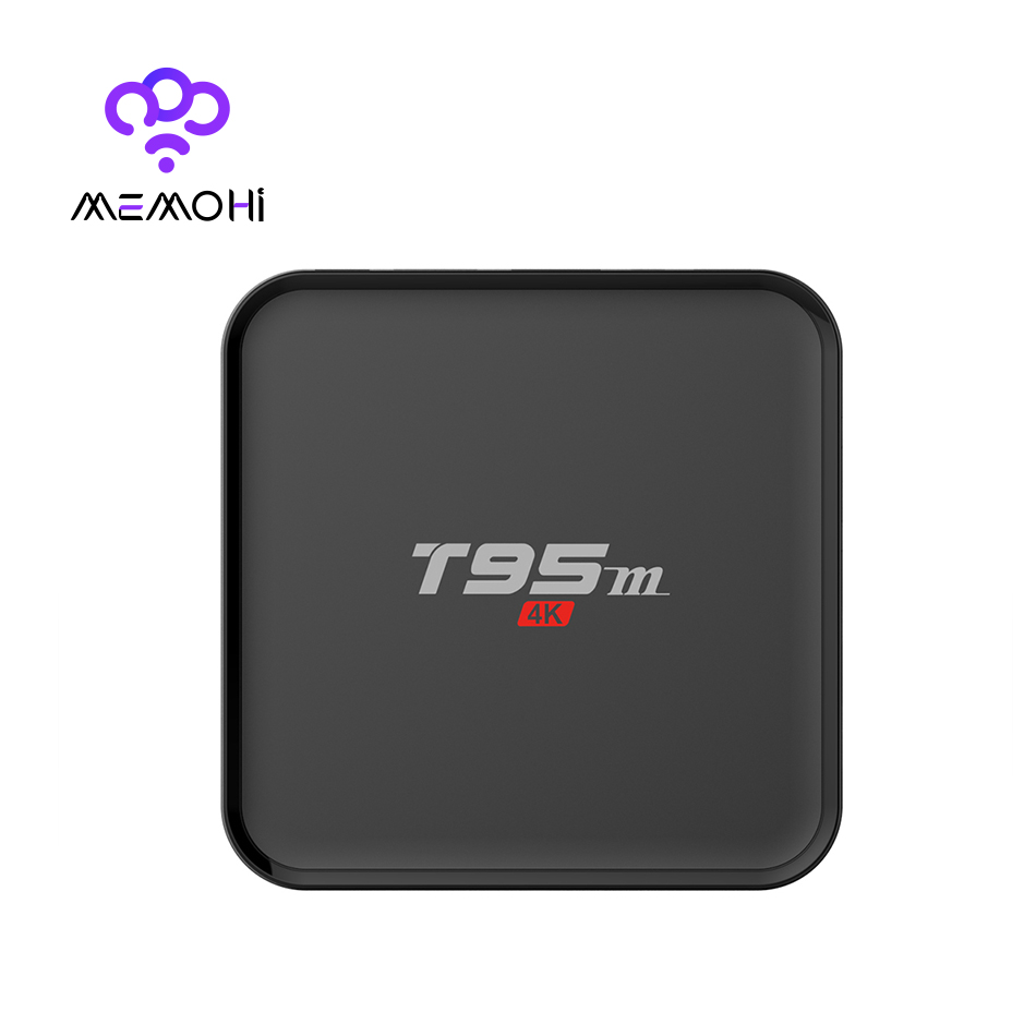 T95M 1GB 8GB font b Android b font 6 0 Smart TV BOX Amlogic S905X Quad