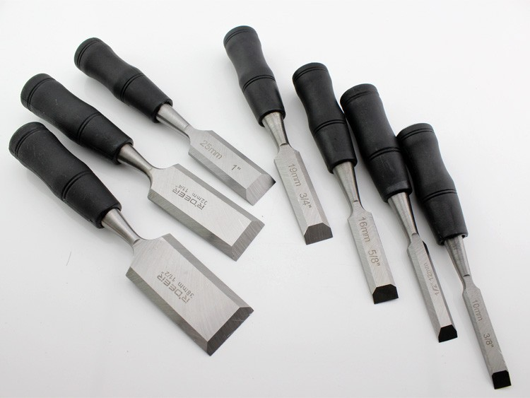 High Quality 8pc/set Woodworking Chisels