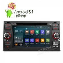 7 Quad Core 64 Bit Android 5 1 OS Car DVD for Ford C Max 2007