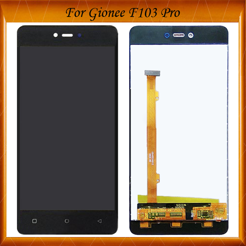 For <font><b>Gionee</b></font> <font><b>F103</b></font> pro LCD Display+Touch <font><b>Screen</b></font> Sensor Complete Digitizer Assembly Replacement Repair For <font><b>gionee</b></font> <font><b>f103</b></font> pro IN Stock image