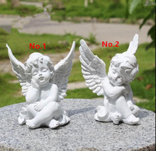 3D angel candle silicone mold clay Baby cake decorating tools