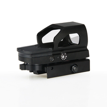 New Arrival 4 Reticle Red Dot Scope 4 Reticle Mode Red /Green Dot Reticle Style For Hunting CL2-0093