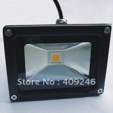 Free shipping BLACK COVER 5PCS/LOT 20W LED FloodLight Lighting Waterproof outdoor Floodlight 85-265V High Power Lighting