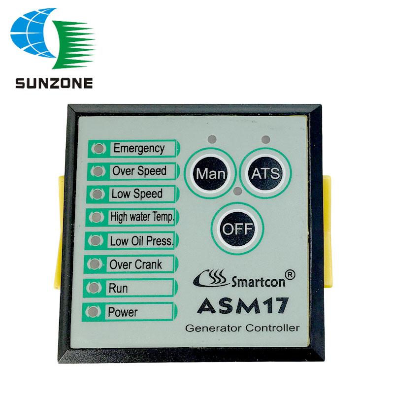 Generator Controller ASM17 ASM-17 GTR-17 GTR17 Automatic Start generator control panel gtr 17 asm17