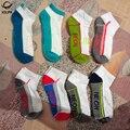 3 pares = 6 peças/um monte de 2017 meias Barco mulheres Unisex padrão meias calcetines casual patchwork multicolor Quente outono e inverno