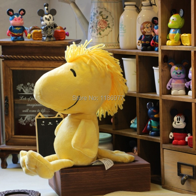 New Arrival Peanuts Woodstock Plush Stuffed Animals Toy Horse