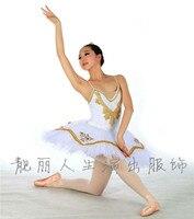 Kids Girls Pink Romantic Ballet Tutu Dress Girls Sweet Dress Performance Dance Costume