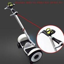 Ninebot Scooter ajustable Mango Pasamanos de Control de Mano para Xiaomi y Mini Pro Scooter de Extensión Versión Mejorada Apoyabrazos