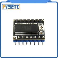 Запчасти для 3D принтера 20 шт./лот LV8729 Драйвер шагового двигателя 4 слойный PCB Ультра тихий модуль драйвера совместим с Lerdge