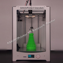 SANJIUPrinter3 Extended+ 3D Printer 2016 Newest DIY KIT Compatible With Ultimaker 2+ Extended Include all Parts