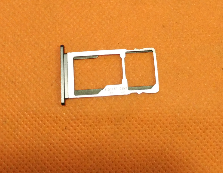 Used Original Sim Card Holder Tray Card Slot for Ulefone Power 2 MTK6750T Octa Core 5.5 FHD Free shipping