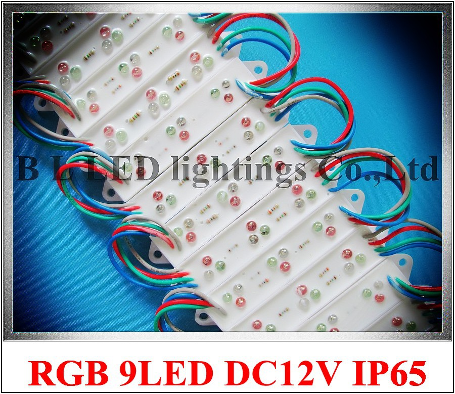 waterproof led light module rgb led sign module li