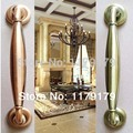 290mm antique Zinc alloy KTV hotel office home glass wood door pulls handles door accessories hardware 324