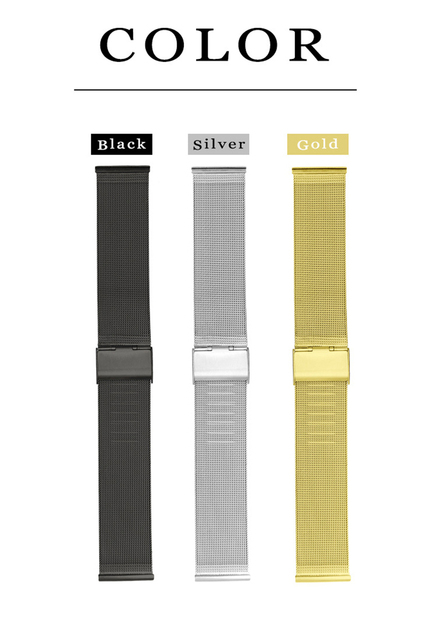 18mm Smart Bracelet Wristband Strap for Huawei TalkBand B5 Watch Belt Strap for Huawei B5 Bracelet Waterproof&Sweat-proof Band 1