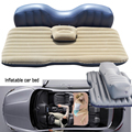 12V pumb Multiple colors New design waterproof back seat of car Air car travel bed air Outdoor sofa Quality Inflatable car bed